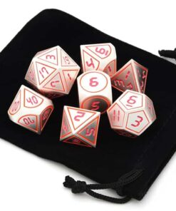 dice bag rpg dice set