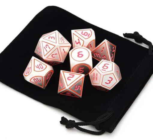 dice bag rpg dice set