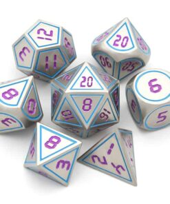 dnd red number dice