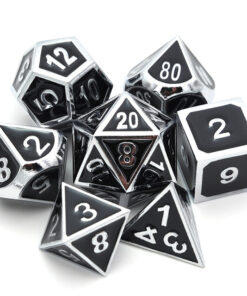 Metal Dice D&D