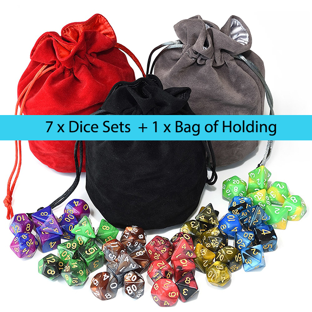 Dice Set Deal